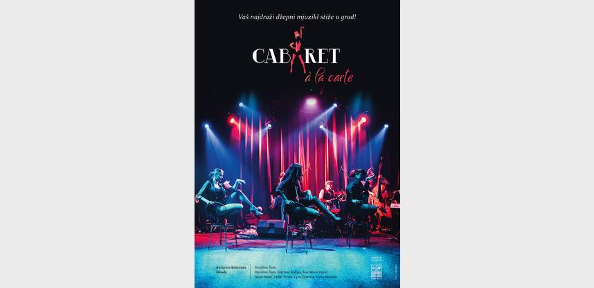 Carte Club Orchestra.Split Cabaret A La Carte