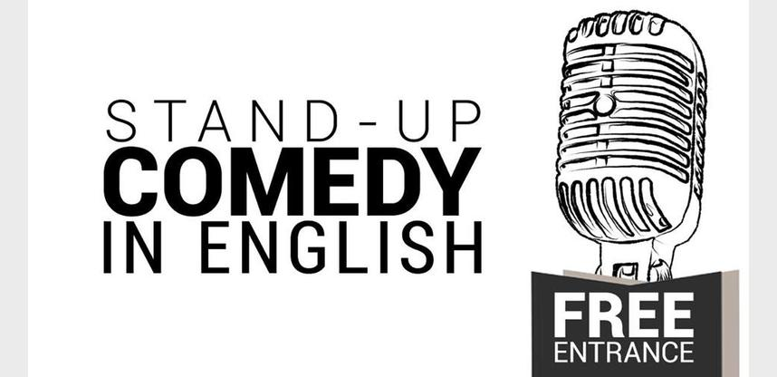 Stand Up Comedy - In English