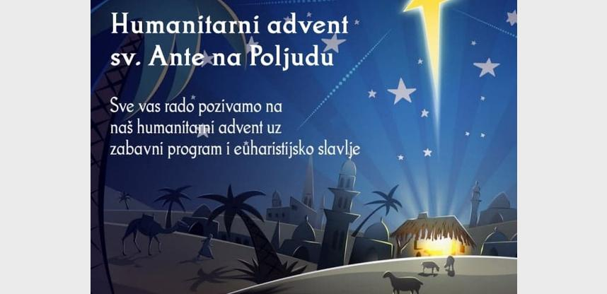 Humanitarni advent sv. Ante na Poljudu
