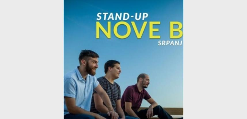 STAND-UP COMEDY SHOW BY SPLICKA SCENA