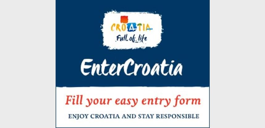VISIT CROATIA: TESTING ON COVID-19 INFORMATION