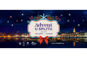 ADVENT U SPLITU: ZIMSKI AKVAREL 2019